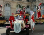 spectacles animations carnaval de ruenmusique-cirque