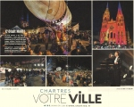 Chartres Noel 2019 Voyage intemporel