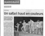 La Provence Marignane Marius 2009