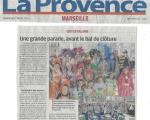 Carnaval des Catalans La provence 27 mars 2016
