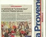 Hopital Salvator 2013