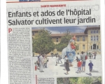 2014 Hopital salvator menagerie Provence