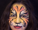 maquillage enfant tigre