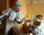 A magie hôpital