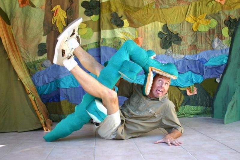 spectacle enfant burlesque