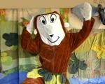 mascotte animation pour enfant
