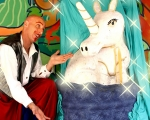 conte licorne spectacle jeune public