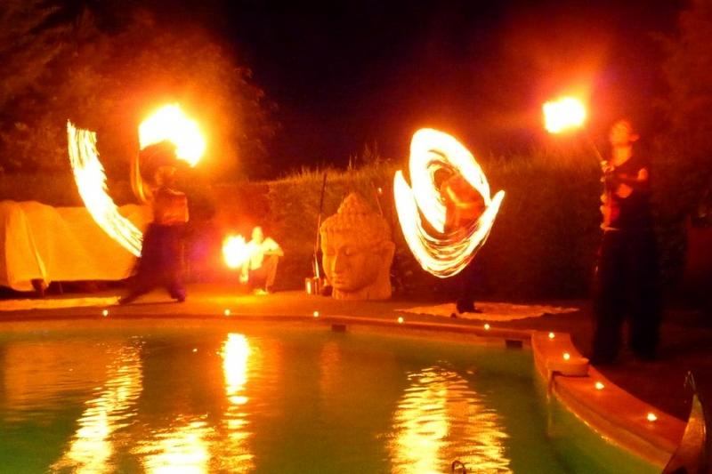 le feu et l eau