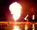 feu eau
