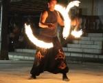 nunchaku de feu