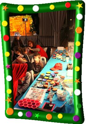 Arbre de Noël - Décors et Ateliers artistiques de noël