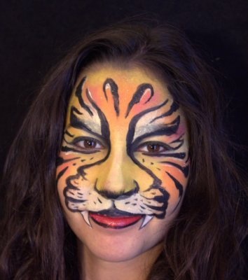 maquillage-enfant-tigre